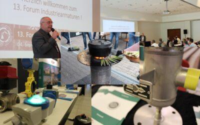 Nach dem Forum Industriearmaturen ist vor dem Forum Industriearmaturen: Call for Papers
