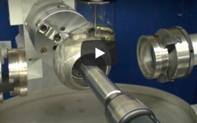Video: Kugelläppmaschine im Einsatz
