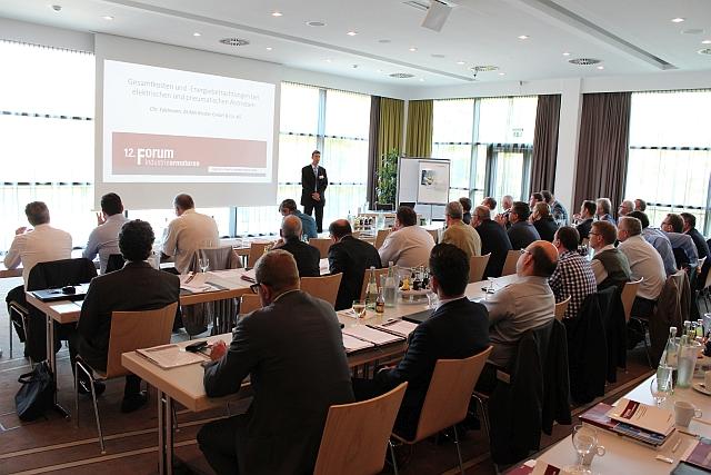 12. Forum Industriearmaturen: Markt der Möglichkeiten
