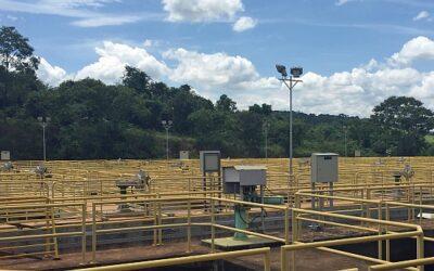 Rotork: Brasilianische Wasseraufbereitungsanlage wird mit intelligenten Stellantrieben modernisiert