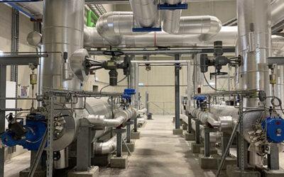 ARCA: Regelarmaturen für Biomasse-Kraftwerk