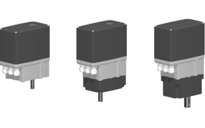 ARIS actuators certified for use in hazardous areas of zones 2 and 22