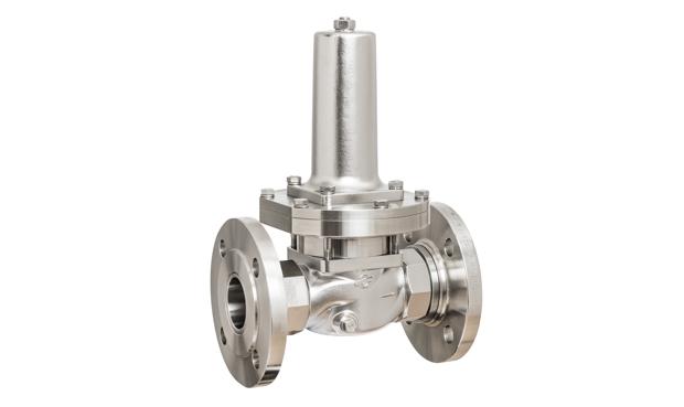 New series of stainless steel pressure reducing valves