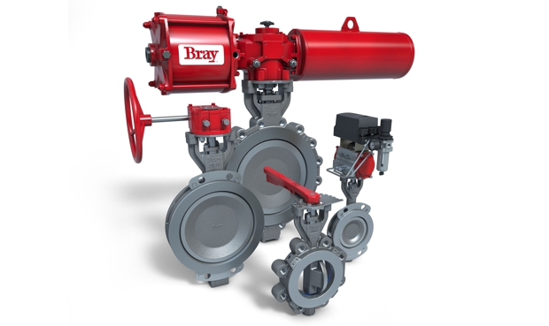 Butterfly valve for high pressure and high temperature applications