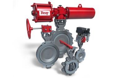 High-Performance-Absperrklappe für Hochdruck und Hochtemperaturanwendungen