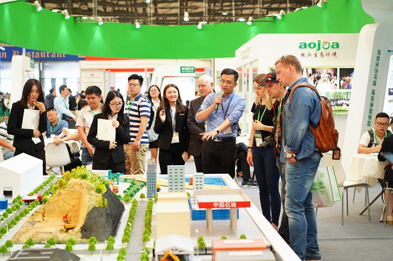 IE expo China 2019 Welcomes Environmental Buyers and Visitors in Shanghai