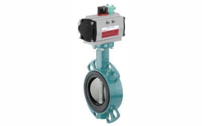 New surface finish standard for butterfly valve series broadens the field of applications