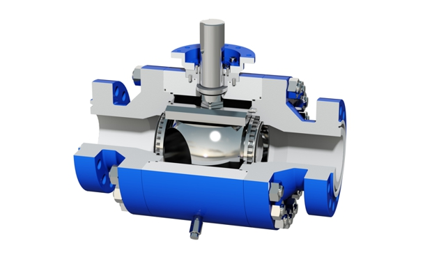 Ball valves with true metal-to-metal sealing system serve as reliable barrier in high performance applications