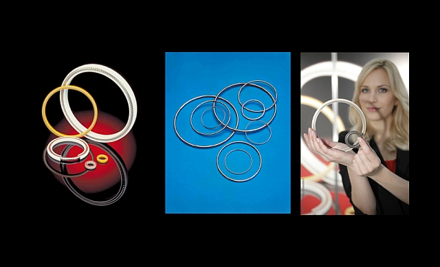 Special seals for valves