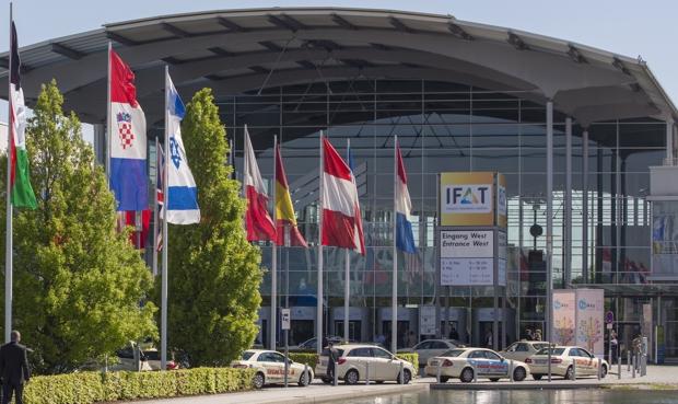 IFAT: Erneut ausgebucht