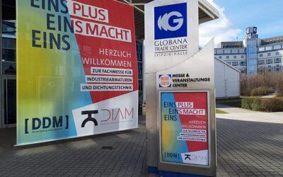 Trotz Krise: DIAM & DDM 2020 in Schkeuditz mit positivem Verlauf