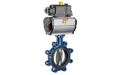 Innovative liner: butterfly valves allow food applications