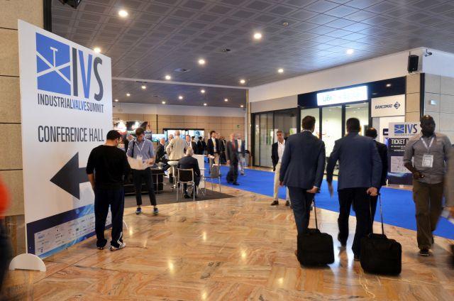 Industrial Valve Summit in Bergamo