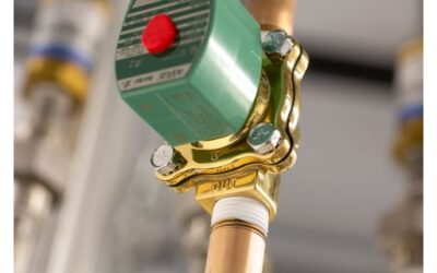 Lead-free valve line complies with Safe Drinking Water Act regulations
