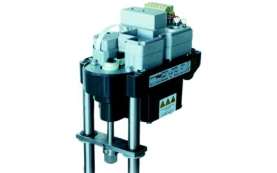 New explosion-proof linear actuator