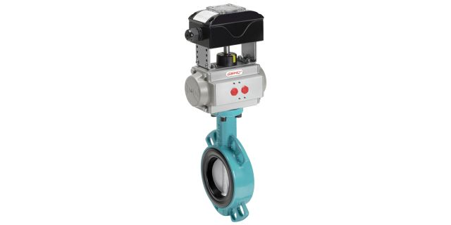 Quarter turn valves: new limit switch box enables retrofit