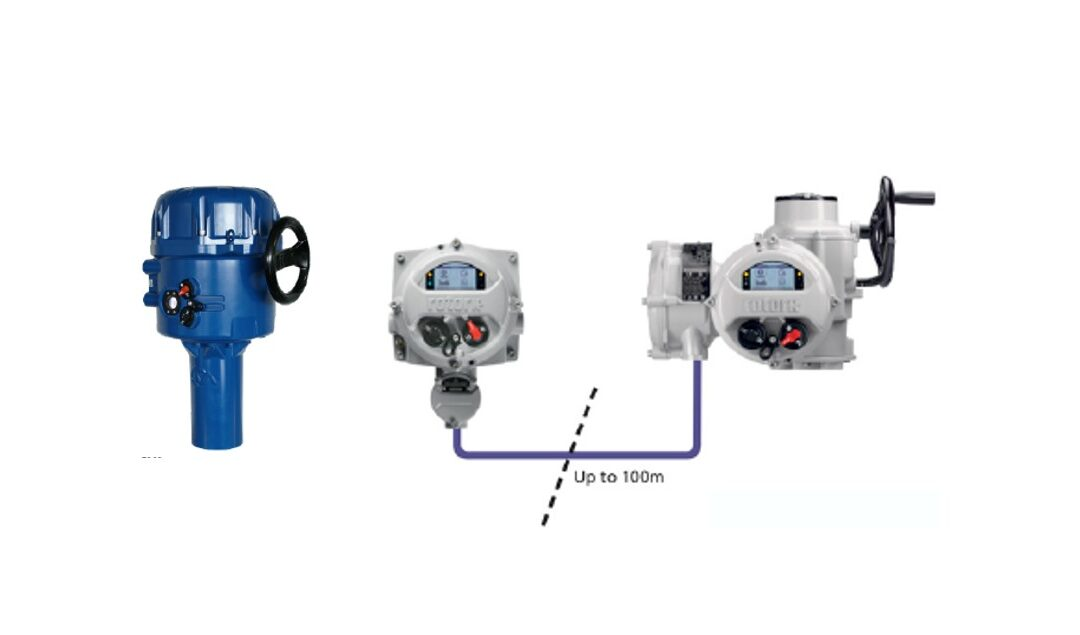 Electric drives for the process industry
