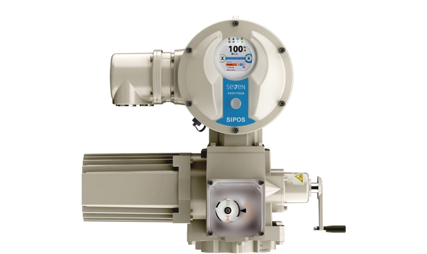 SIPOS SEVEN actuator series launched at Valve World Expo 2014