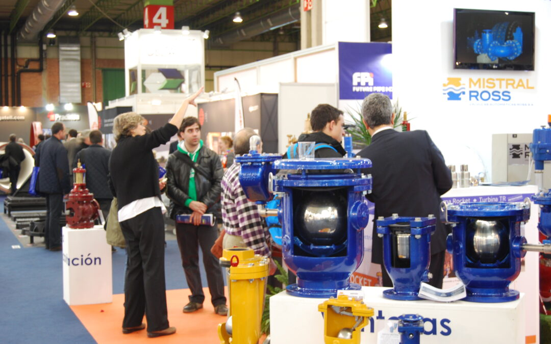 23rd edition of the International Water Show SMAGUA, Spain