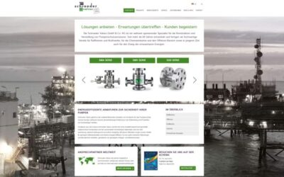 Schroeder Valves' new website is online