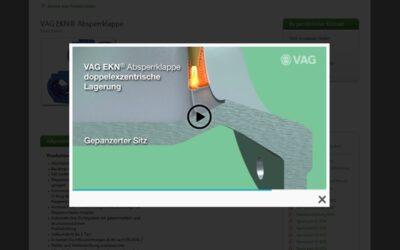 VAG-Portfolio nun in bewegten Bildern