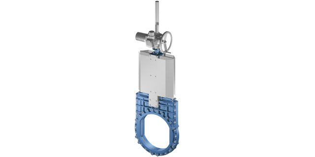 VAG extends its knife gate valve range
