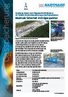 FVZ Hartmann Referenz Gasspeicherung DEA DE