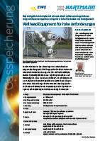FVZ Hartmann Referenz Gasspeicherung EWE DE