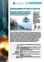 FVZ Hartmann Referenz Gastransport Nord Stream DE