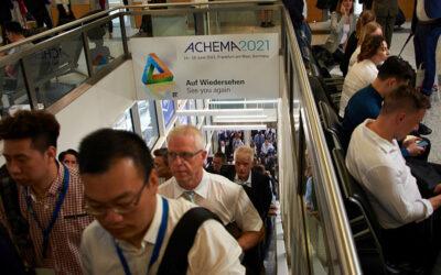 Ausblick: ACHEMA 2021 will neue Impulse geben