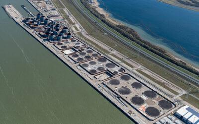 Rekordauftrag für AUMA: Mehr als 2.700 Stellantriebe für neues Tanklager