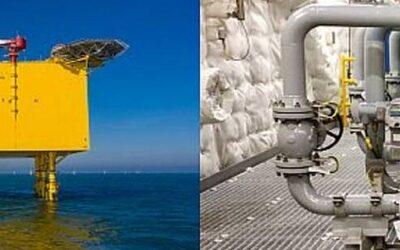 AUMA: Stellantriebe für Offshore-Konverterplattformen