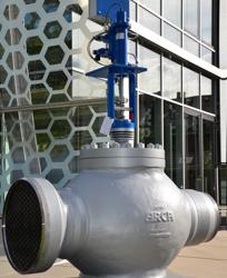 Arca Regler: Ventile für Turbinentechnik