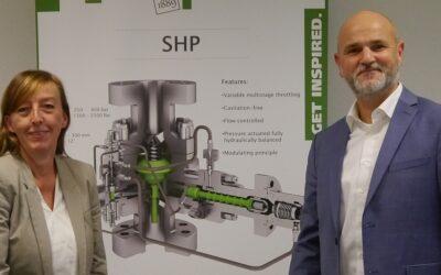 Schroeder Valves verstärkt internationalen Vertrieb