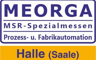 MEORGA MSR-Spezialmesse Halle (Saale)