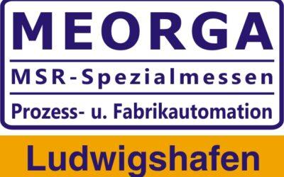 MEORGA MSR-Spezialmesse Ludwigshafen
