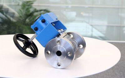 NELES: Kugelhahn aus dem 3D-Drucker bereit für Feldtest