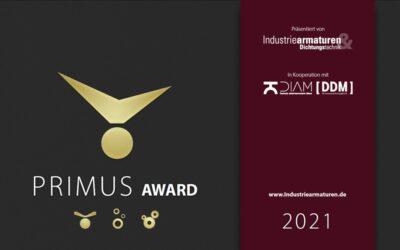 PRIMUS Award 2021: Jetzt mitmachen und bewerben