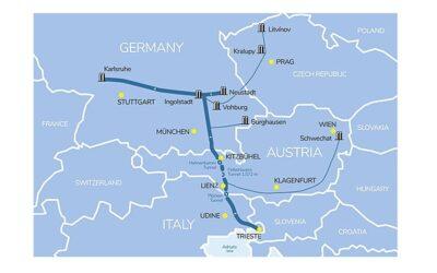 AUMA gewinnt Rahmenvertrag für Transalpine-Ölleitung