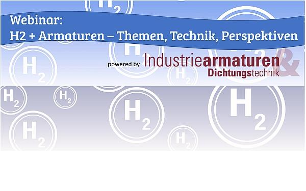 H2 + Armaturen: Topaktuelles Webinar mit digitalem Biertasting